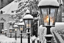Lamps and Lamp posts / by Linda G Johnson
