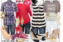 Help Me Dress Better... / by Daphne Locklar