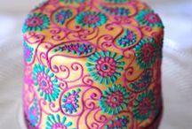 Cakes / by Daphne Locklar