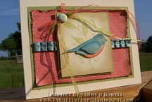 Card & Tag Inspirations / by Shirley K