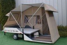 Cool Camping things / by Kristen Campbell