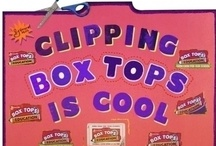 Inspiration - Box Tops Displays / Creative Box Tops bulletin boards and displays from our passionate supporters  / by Box Tops for Education