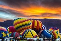 Balloon Fiesta / Rainbow Ryders is the only official balloon ride operator that can fly passengers directly from the field at the Albuquerque International Balloon Fiesta!
