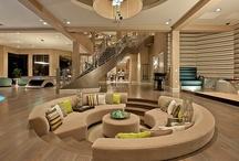 Homes - Living Rooms / by La2La Marketing