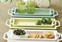 You can't beat a good TRAY! / by Meg A. Lish