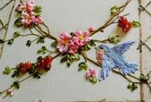 Embroidery and Related Art