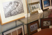 Artwork and Photography From Library Exhibits / by East Greenbush Community Library