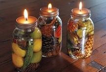candle ideas / by Jojo's Candle Co
