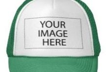 Customized Hats / In Customized Hats board you can find many styles and colors of trucker hats available for customization or ready to buy as is. Some of the popular colors available are black, blue, green, hot pink, red, brown, all white, and yellow. There is no minimum order size and many trucker hat designs can be customized with your own designs and text.