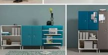 Cascando / The Office is your Playground - colourful accessories for every environment!  Furniture, Acoustics, Accessories www.cascando.nl