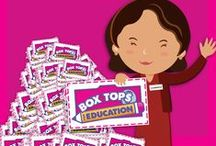 Celebrating Box Tops / by Box Tops for Education