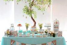 Banquet/ reception centerpieces and ideas