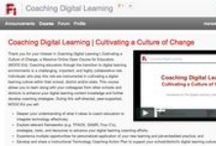 Coaching Digital Learning, #CDL_MOOCed / These are resources, videos, and blog posts relating to the #MOOC-Ed, Coaching Digital Learning, by the Digital Learning Collaborative.