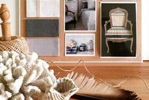 Moodboards / Interior Styling Moodboards
