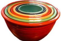 {fiestaware...love} / by Michele Weltz
