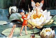 Gnomes, Fairies, and other Mythical Beings and Legendary Creatures
