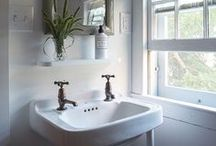 Bathrooms / by Catherine Carey