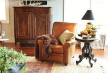 Living room / by Catherine Carey