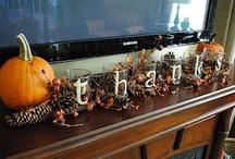 Halloween/ Thanksgiving / by Marissa McKnight