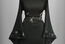 modern japan fashion / kimono | haori | obi | kimori