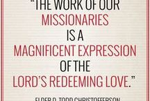 Missionary/College it