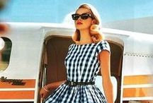 Retro Inspired fashion / by The Pin Up Magazine