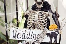 Wedding Ideas / Halloween Wedding / by Leah Cornett