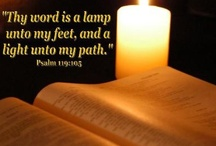 Inspirational / Jesus loves me this I know, for the bible tells me so. / by Sonya Snyder