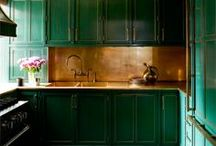 Hot Kitchens / If you can't take the heat... / by Jessica Ann Fernandez