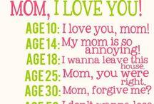 My Mommy / Hortensia Martinez Avila  / by Mh