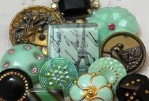 Buttons & Button Projects / by Gloria McDermott