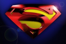 Superman: The Man of Steel / by Brian Zorn
