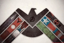 Avenger's / by Brian Zorn