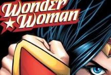 Wonder Woman / by Brian Zorn