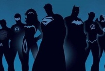 Justice League / by Brian Zorn
