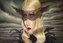 Pop Surrealist or Lowbrow Art / by Russ Merz