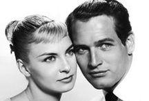 Mr. & Mrs. Paul Newman / by Gloria McDermott