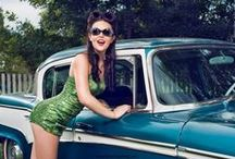Pin Up of the Month Contest / by The Pin Up Magazine