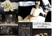 S+R - City Hall Wedding / by Bridget Kaczmarek