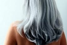 Silver Mane / Silver...just go silver and relax!