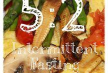 Fast Day - 500kj or 2100 kj / Two days fasting plan