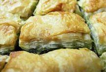 Greek and Mediterranean Food / by Linda Osborn