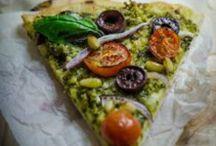 Vegan Pizza / Gluten free and Vegan pizza