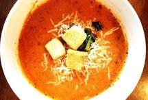 Soup Kitchen / Soup ideas