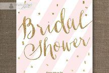 Bridal shower ideas / For Jen's wedding / by aran kim