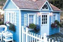 Tiny Houses 2 / Tiny homes .... Debt Free!!!! / by Vintage Princess