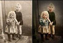 Photo Restoration / Photo Restoration
