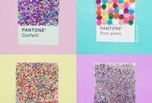 Palette. / Colour inspiration.
