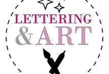 LetteringAndArt @Etsy / Visit my shop at https://www.etsy.com/shop/LetteringAndArt