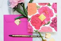 Stationery & Invitations : Brights